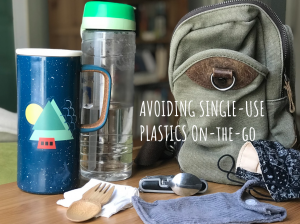 Avoiding Single-Use Plastics On-The-Go, Shannon Sankey